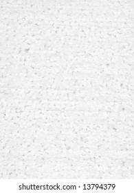 White styrofoam plank background texture used for padding