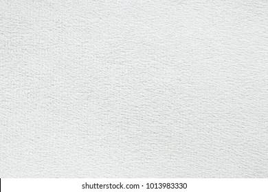 White suede texture.