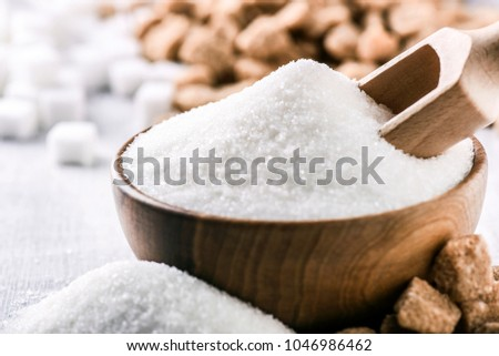 Faking Away Sweets in Sugar