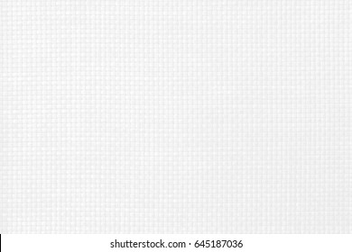 White surface napkin. The background image, texture