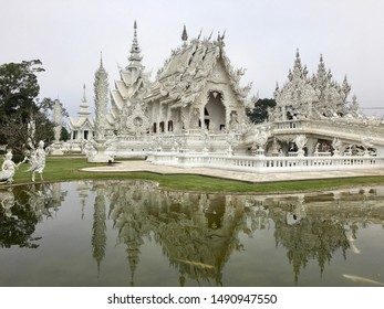 The White Temple, Northern Thailand,