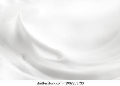 White texture of cream background