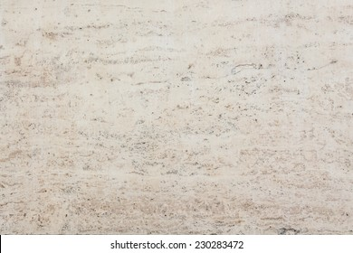 White texture travertine. Can be used as a background.