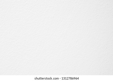 White textured wall background