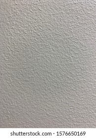 White textured wall close up