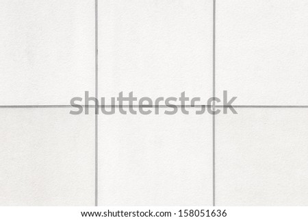 white tile wall texture