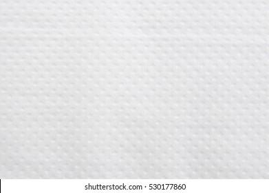 white tissue paper texture background.