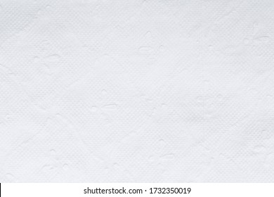 the white toilet paper background