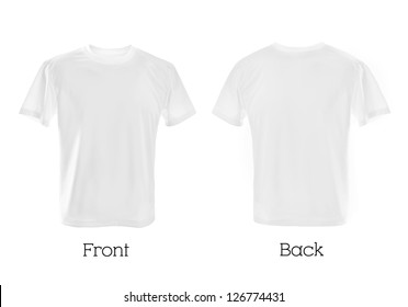 tshirt front and back images stock photos vectors shutterstock