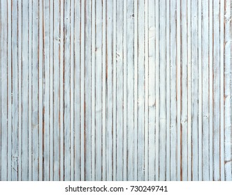 White vertical wood texture background. Painted old.