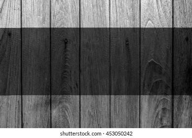 White vintage wood surface