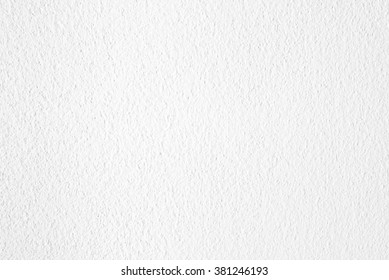 White wall background texture.