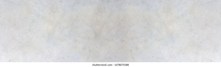 White wall, Close up texture of white concrete wall or grunge wall texture in panoramic view use for web design and wallpaper background