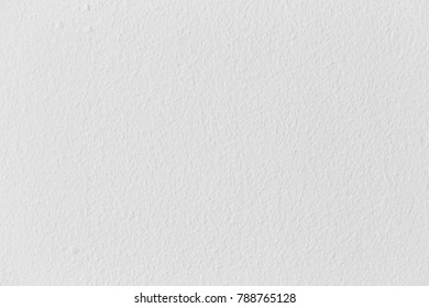 White wall in the room as a background