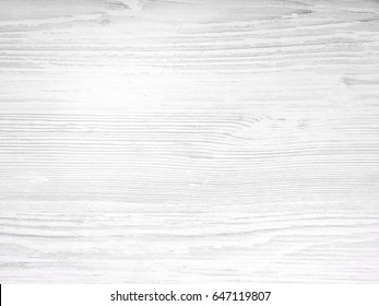 White Washed Wood Texture Wooden Background