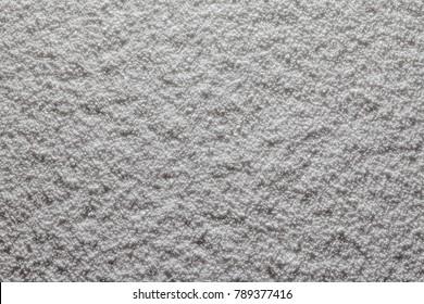 White washing powder closeup macro grainy pattern.