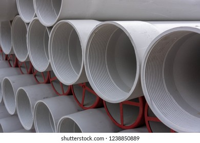 white water pipes pvc