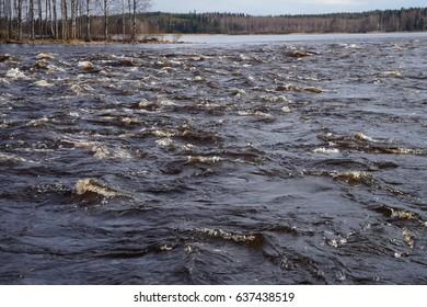 White Water / Rapids