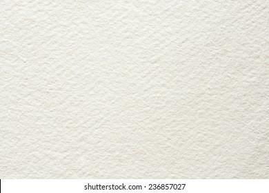 White watercolor paper texture.