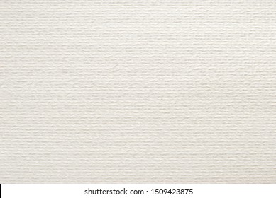 White watercolor paper texture as background