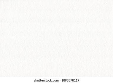 White watercolor paper texture background. Rough grain - Shutterstock ID 1898378119