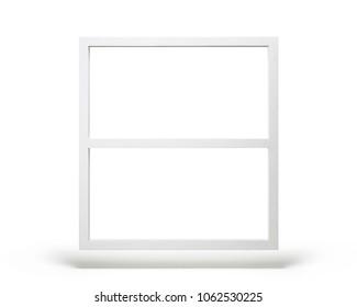 white window frame