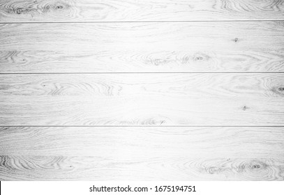 white wood background with bright light reflex - wooden textur - table top - top view