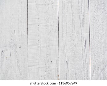 White wood backgroung texture