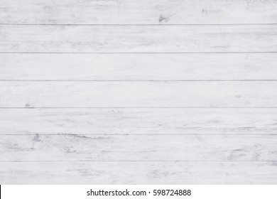 White wood floor texture and background.