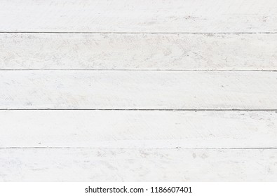 White wood flooring background abstract vintage texture .