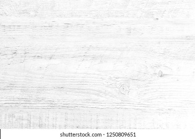 White wood pattern and texture for background. Close-up.