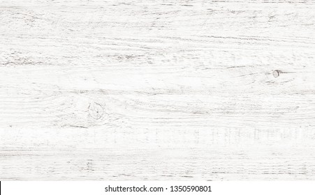White wood pattern and texture for background. Close-up image.