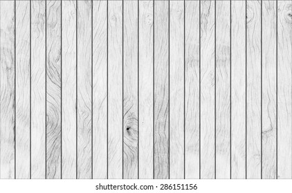 White wood patterned panels arranged in a straight line texture background for design.