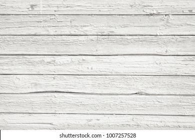 White wood plank texture background. White rustic texture.