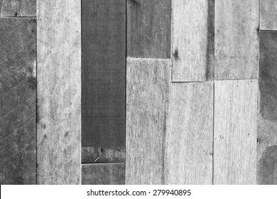 White wood plank as texture and background