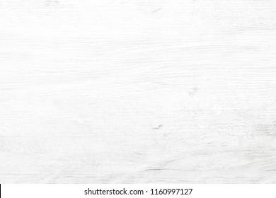White wood texture. Wood background.