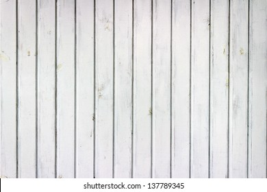 The white wood texture background