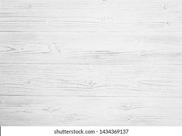 White wood texture wood background