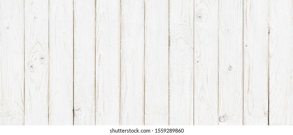 white wood texture, old wood board pattern, copy space