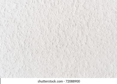 White Woodchip Wallpaper Background
