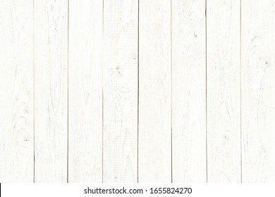 white wooden background with copyspace