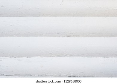 White wooden background planks texture. Wooden table top view. Horizontal composition.