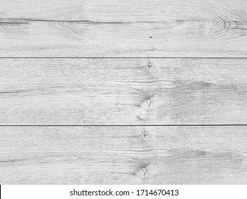 White wooden background or texture