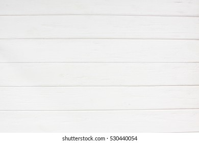 White wooden backroung