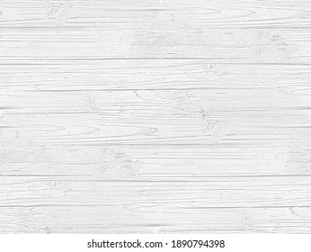 White wooden fence texture. Abstract background in rustic style.