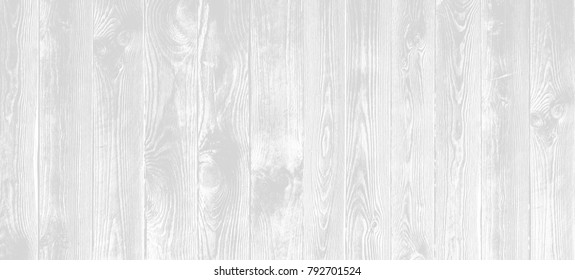 White wooden planks texture of weathered pine or spruce wall. White washed wood background. White wooden wall for photo or text.