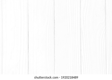 White wooden planks textured background top view