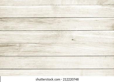 White Wooden Texture./ White Wooden Texture.
