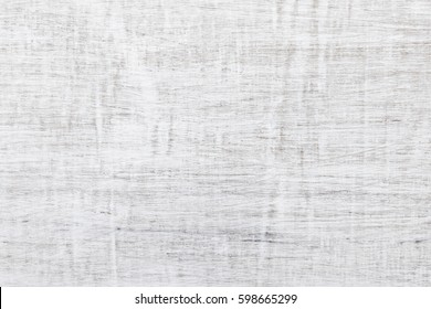 White wooden wall texture and background