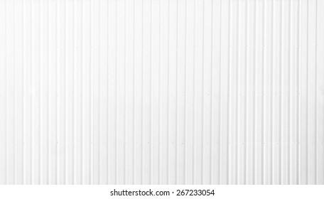 white zinc texture, metal floor.